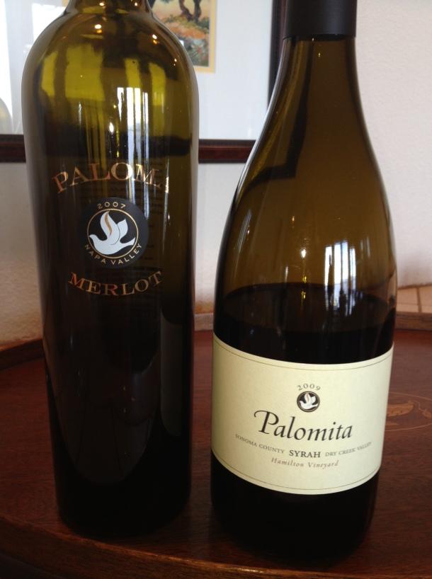 Paloma wines