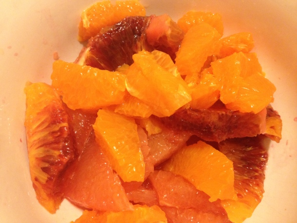 supremed citrus