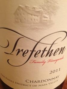 2011 Trefethen Chardonnay