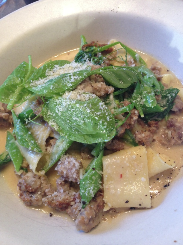 The Pappardelle from Nopa