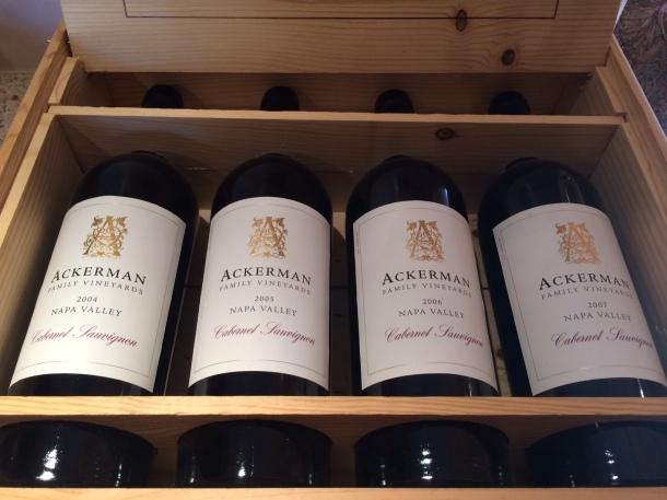Ackerman wines