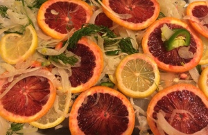 citrus and fennel