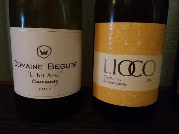 Unoaked Chardonnays