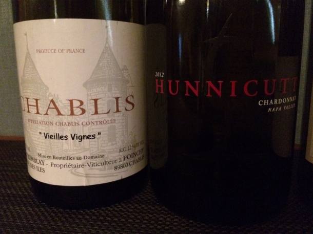 Chablis vs. Hunnicutt