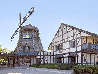 Days Inn Windmill Buellton