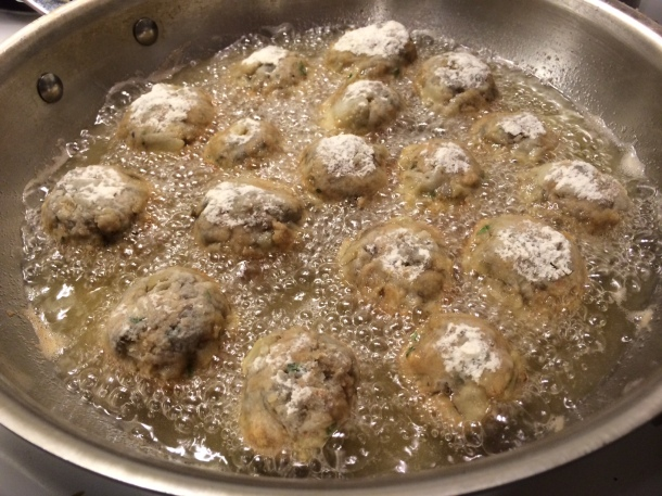 fried amazeballs